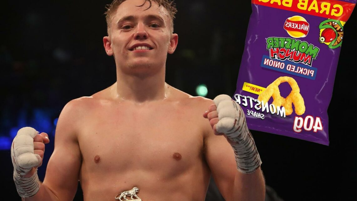 Sunny Edwards dodging Monster Munch and terror punches in flyweight world title bid
