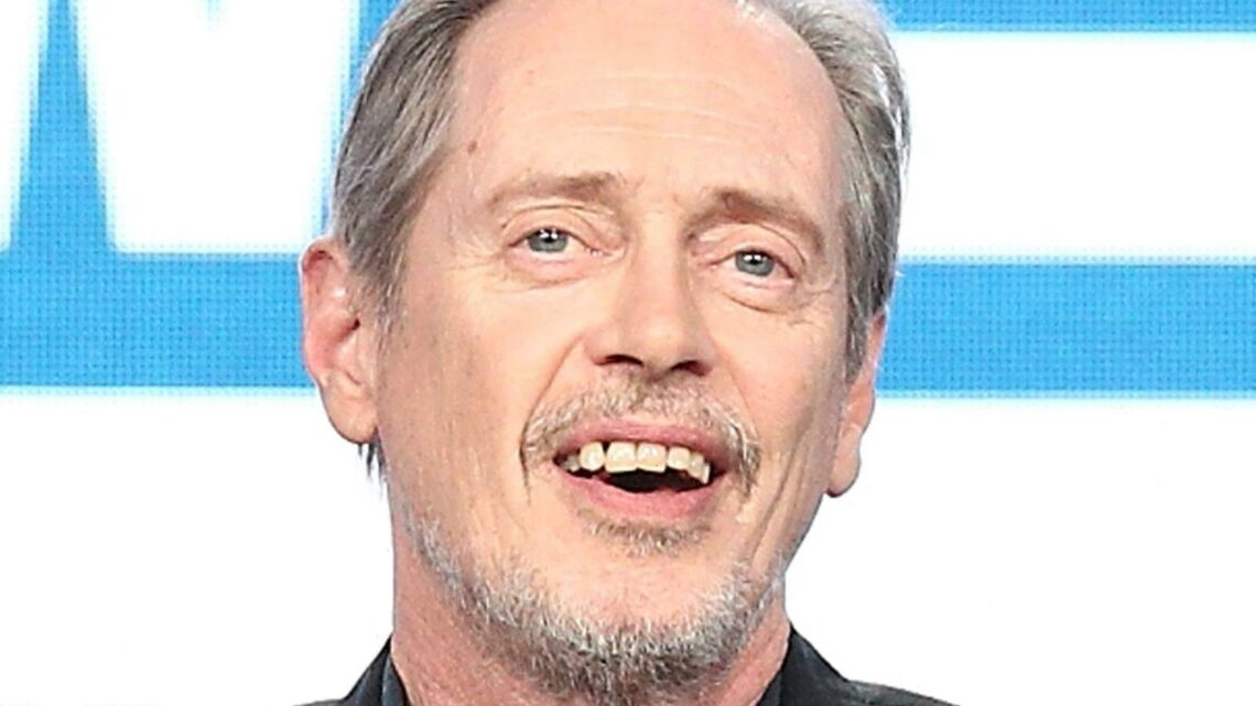 The Real Reason Steve Buscemi Won't Fix His Teeth
