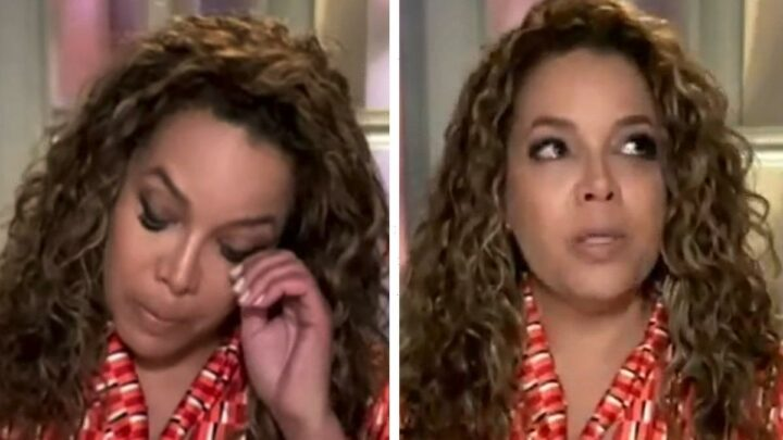 The View's Sunny Hostin Gets Emotional On-Air After Derek Chauvin Guilty Verdict