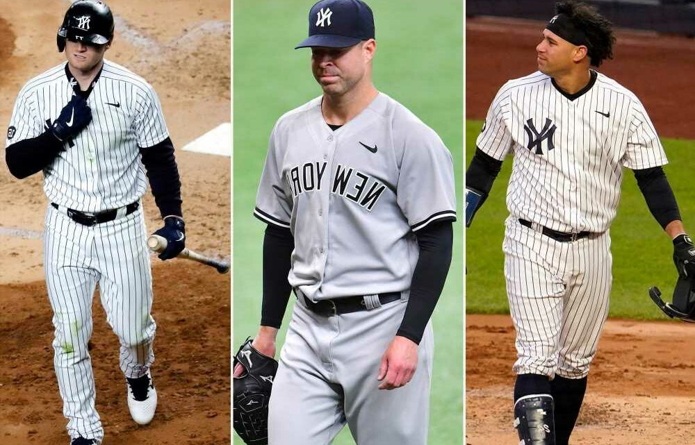 The Yankees are broken in so many ways
