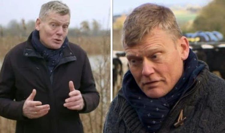 Tom Heap says family are 'used to him being away' as he addresses Countryfile impact