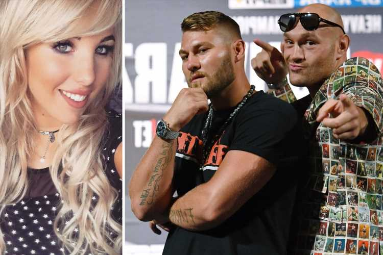 Tyson Fury's former opponent Tom Schwarz faces up to 10 years in jail after 'breaking ex-fiancee's jaw in three places'