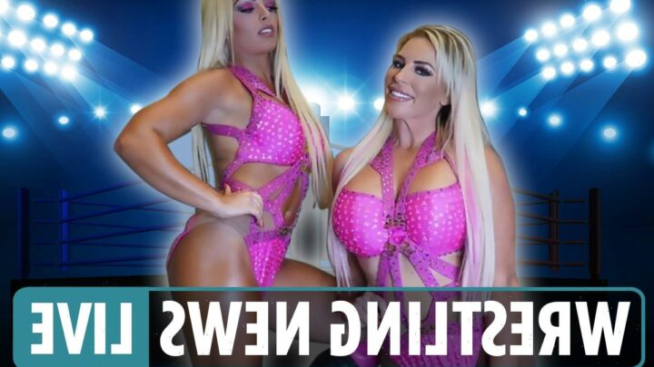 WWE, NXT, AEW, IMPACT! latest – WWE's Mandy Rose & Dana Brooke show off their enviable bods in matching pink gear