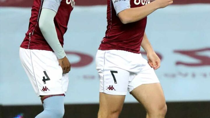 Watch McGinn give Aston Villa lead over Man City in just 20 seconds in flying start as Pep's men are caught cold