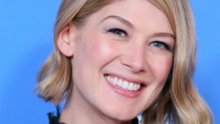 What You Don't Know About Rosamund Pike