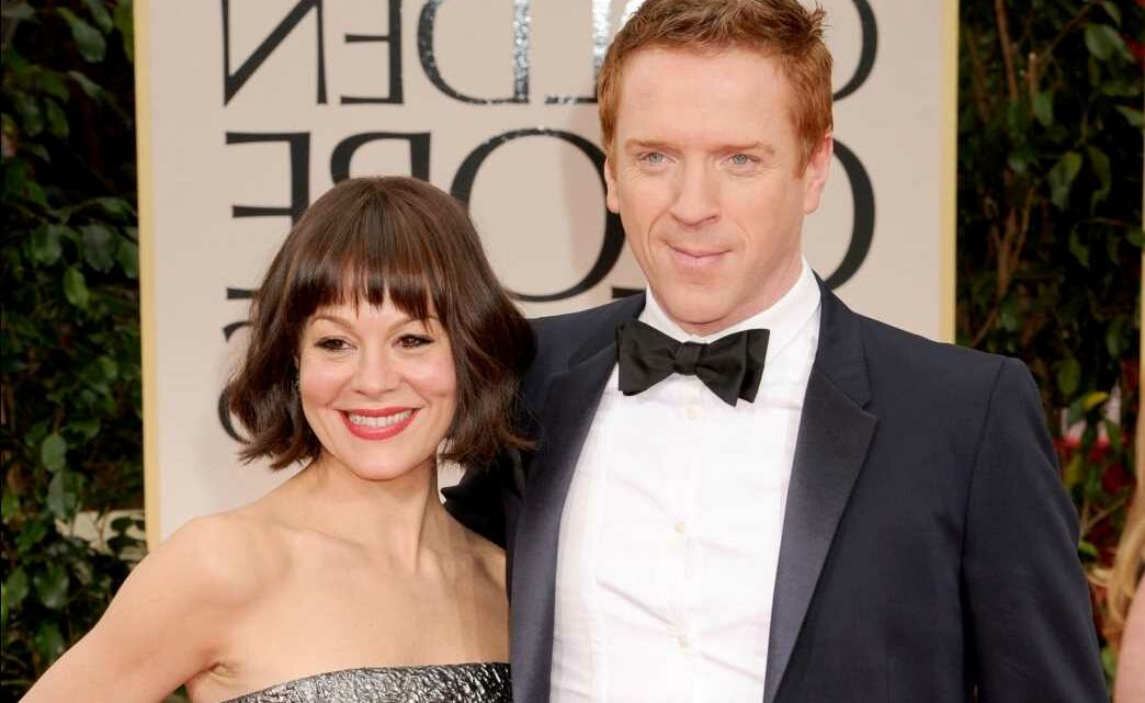 Who are Helen McCrory's parents?