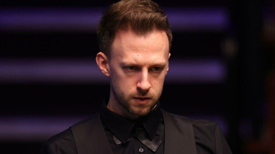 World Snooker Championship: Judd Trump makes emphatic start, while Mark Williams also makes progress