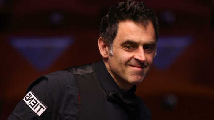 World Snooker Championship: Ronnie O'Sullivan's title defence ended by Anthony McGill