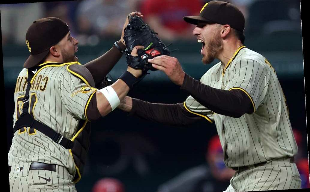 Joe Musgrove throws first no-hitter in Padres history