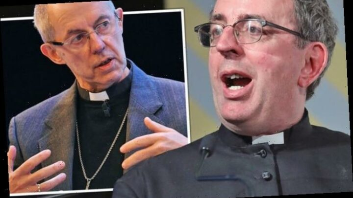 Church of England's 'completely ridiculous' stance on celibacy torn apart by Richard Coles