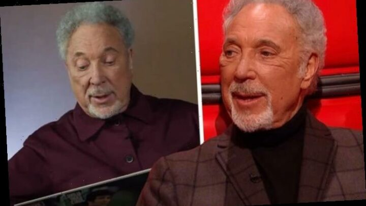 Tom Jones shares impressive advice that his 25-year-old self might not have believed
