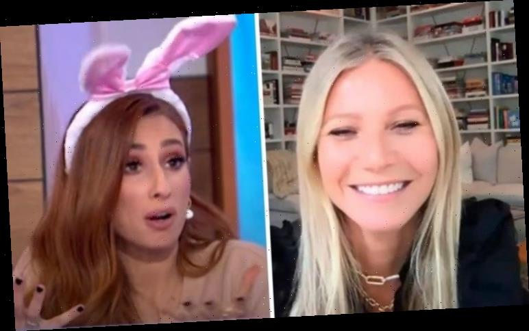 Stacey Solomon exasperated by Gwyneth Paltrow 'dangerous' advice: 'Don't listen to her!'