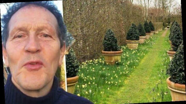 Monty Don finally resolves mystery of where Gardener's World is filmed