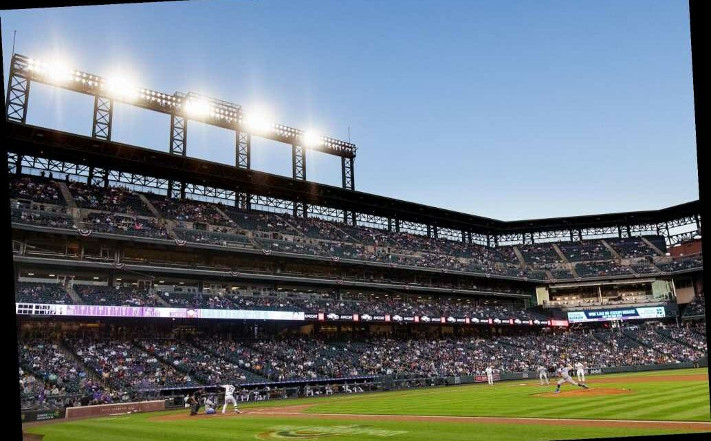 MLB moves 2021 All-Star Game to Coors Field after pulling out of Atlanta