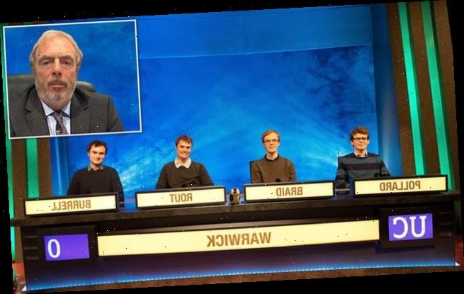 PETER HITCHENS says University Challenge questions have are too dull