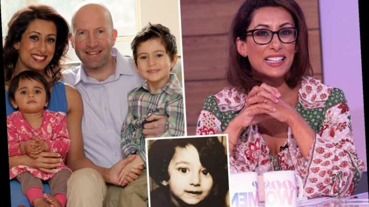 Saira Khan claims 'Asian culture' has held her back 'more than racism' as she heaps praise on Britain