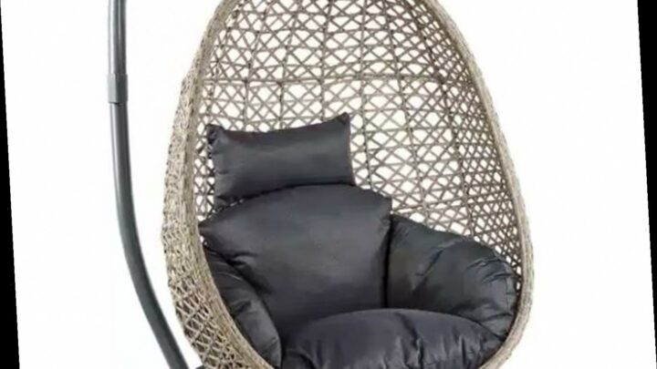 Aldi's sell-out hanging egg chair is BACK on sale this Easter Sunday