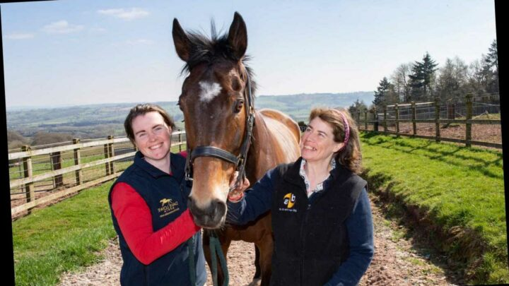 Jockey Tabitha Worsley chasing dream Grand National success on Sub Lieutenant for her mum and trainer Georgie Howell