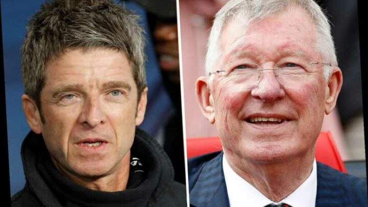 Noel Gallagher calls out Sir Alex Ferguson after Man Utd legend said Phil Jones was better transfer than Sergio Aguero