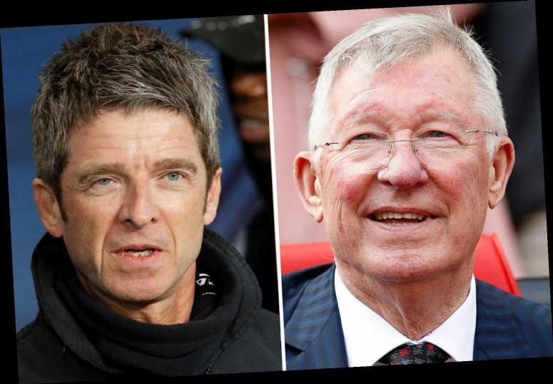 Noel Gallagher calls out Sir Alex Ferguson after Man Utd legend said Phil Jones was better transfer than Sergio Aguero