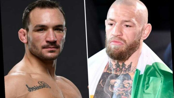 Conor McGregor called the 'biggest combat sports icon' by UFC's Michael Chandler who admits he wants Notorious showdown