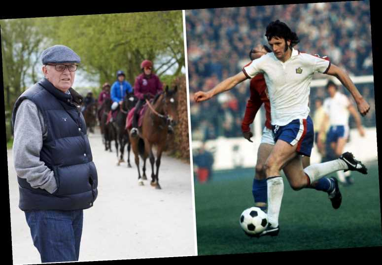 How ex-England striker Mick Channon has made millions as a horse trainer and could strike again at Grand National meet