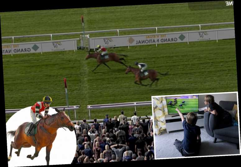 Virtual Grand National 2021: Live stream FREE, TV channel, race start time, how to watch