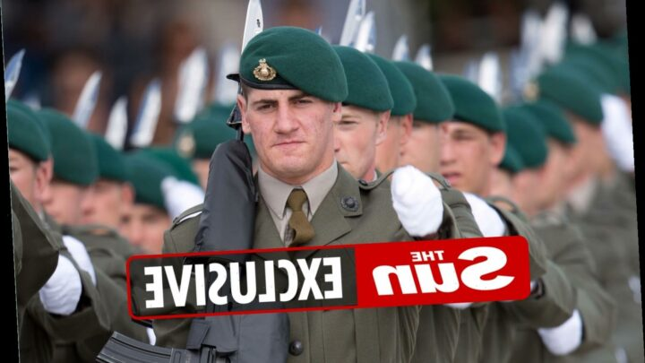 Parade ground drills dropped for trainee Royal Marines as they 'don't march into a battlefield anymore'