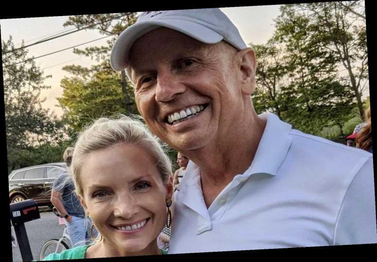 Who is Dana Perino's husband Peter McMahon?