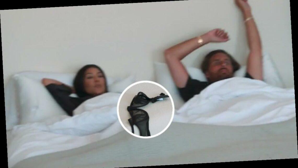 Kardashians Push For Kourtney-Scott Disick Reunion After Kim Catches Them Sleeping Together