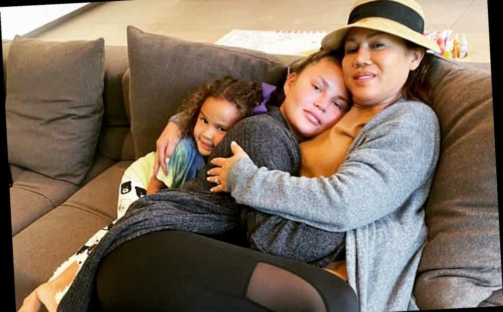 Chrissy Teigen's daughter Luna grieves late brother Jack 'every day'