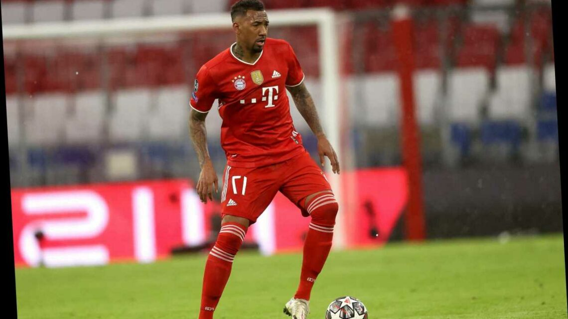 Bayern Munich confirm Jerome Boateng will leave club in summer amid Arsenal and Chelsea transfer interest
