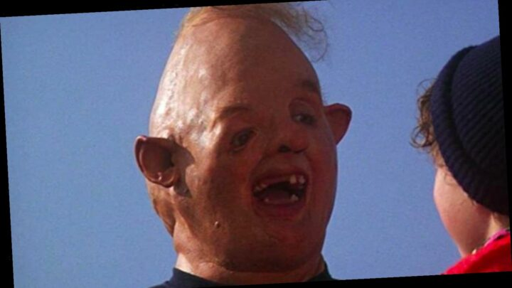 The Heartbreaking Tale Of The Actor Who Played Sloth In The Goonies