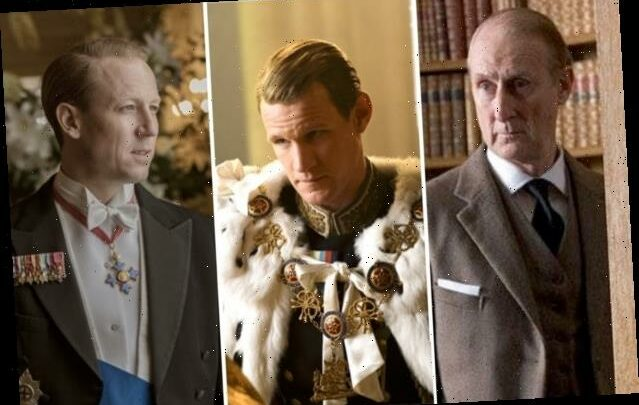 7 Actors Who've Played Prince Philip on Film and TV
