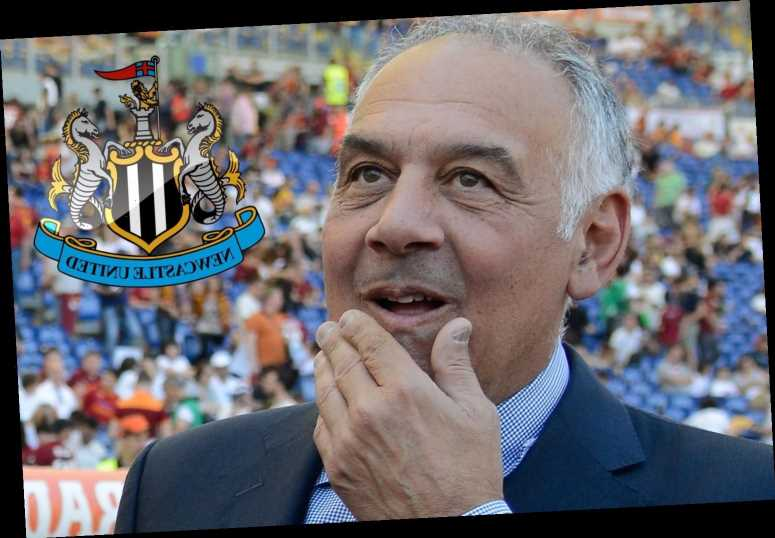 US billionaire James Pallotta flirts with Newcastle takeover as he CONFIRMS Premier League interest and name-drops Toon