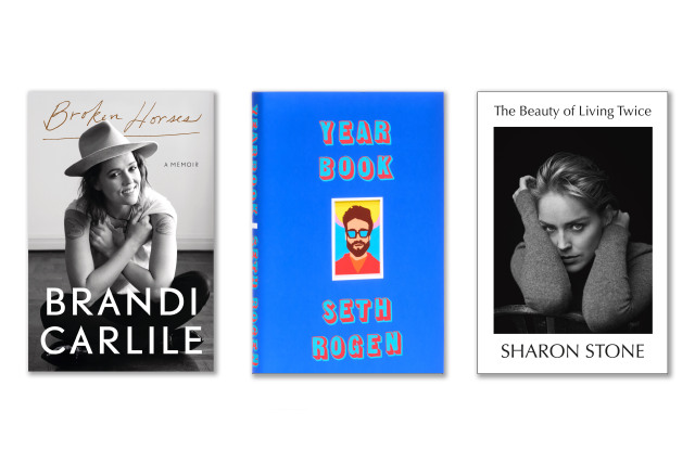 6 Celebrity Memoirs to Read This Spring