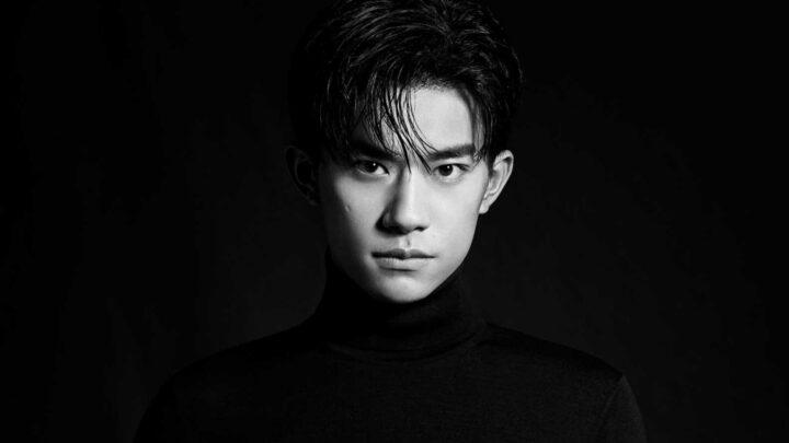 Jackson Yee Named New Armani Beauty Global Makeup and Skin Care Ambassador
