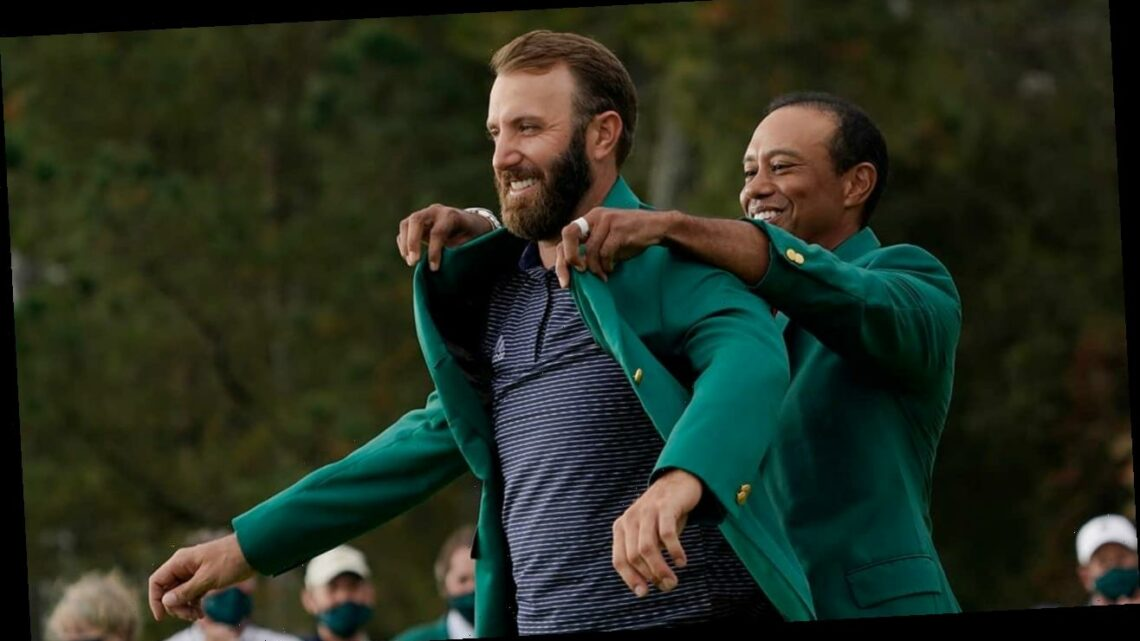 Five months later, measure of normalcy at Masters in April