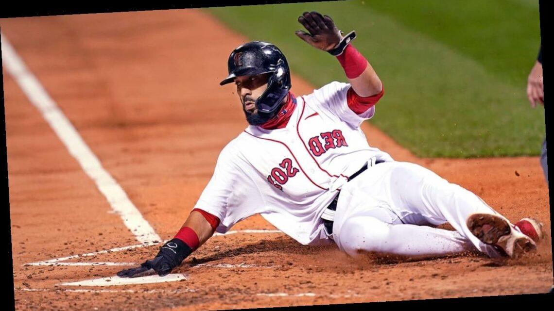 Red Sox make drastic Patriots' Day-inspired uniform change