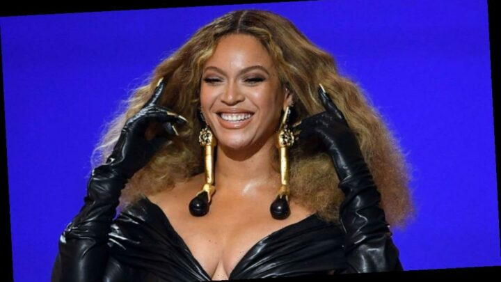 Beyonce shares rare photos of her twins Rumi and Sir