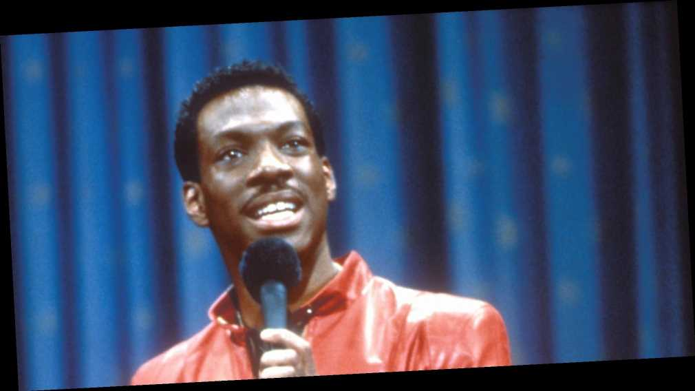 Eddie Murphy photo flashback, life in pictures
