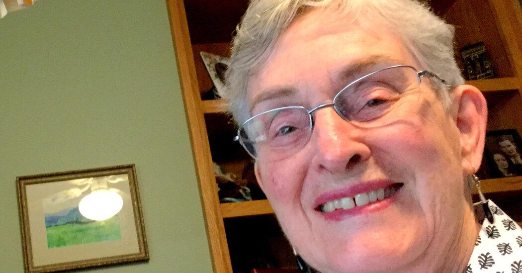 Judy McGinn, Librarian With a Love for Home, Dies at 78