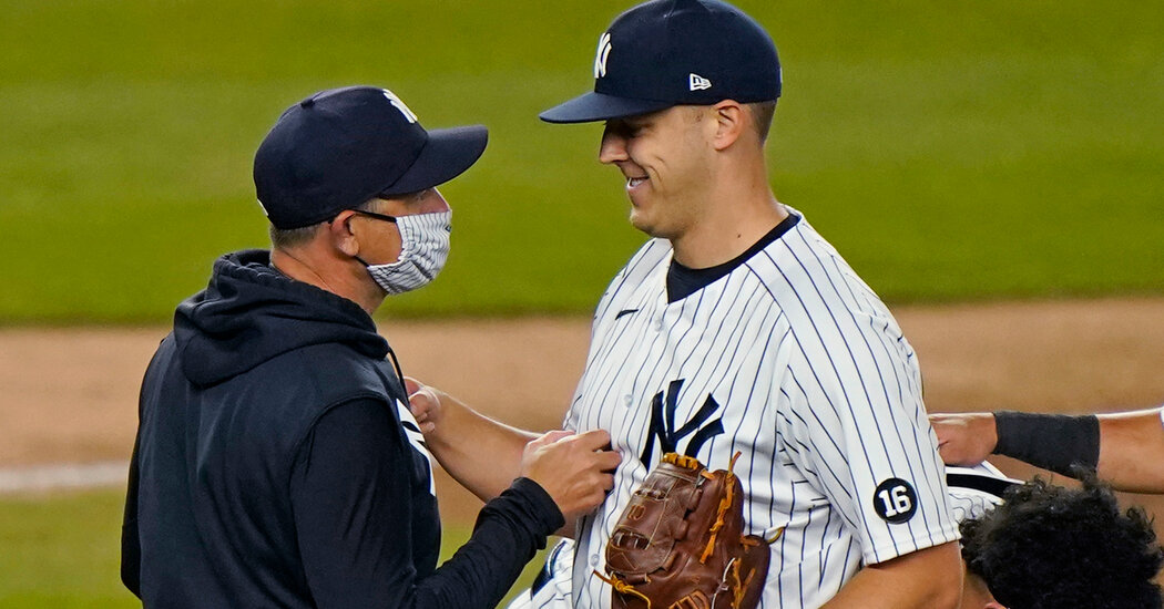 The Yankees Found a Starter (and a Barista) in Jameson Taillon