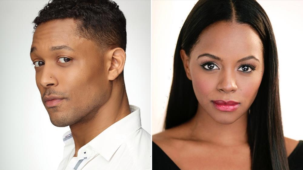 'A Christmas Retreat' Feature Sets Krystal Joy Brown & Curtis Hamilton