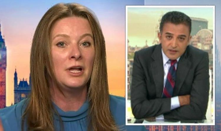 'Very offensive' MP loses it with Adil Ray over Indian variant lies in furious GMB clash