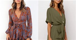 12 Amazon Rompers That'll Get You Tons of Compliments, Every Time