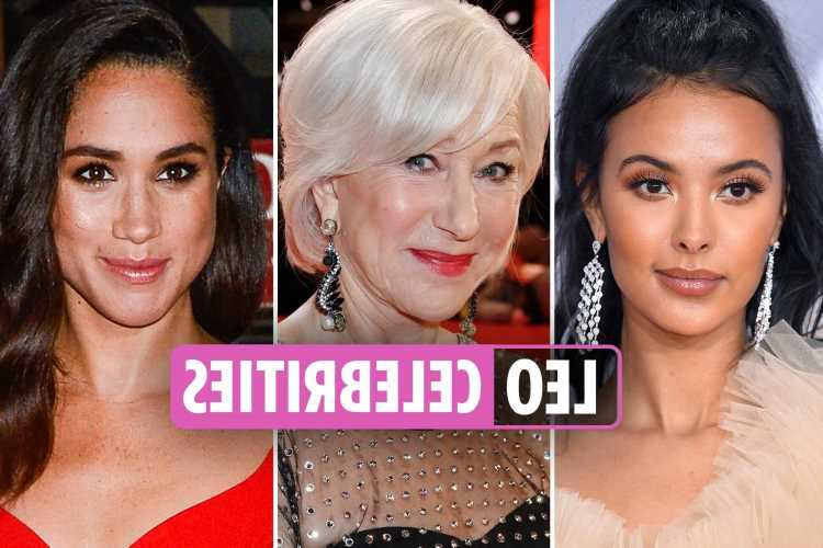 21 Leo celebrities: Which famous faces have the Leo star sign?