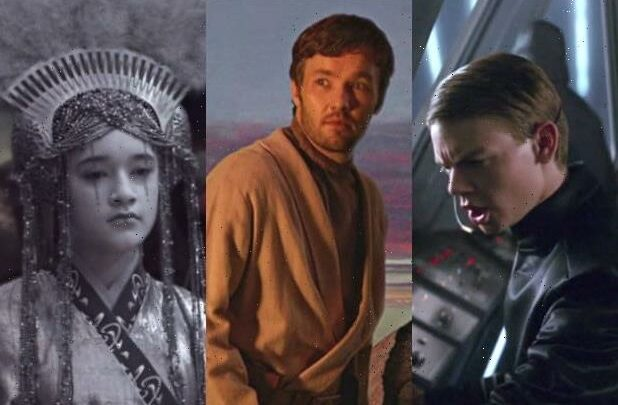 34 Celebs You Probably Didn't Know Were in 'Star Wars' Movies (Photos)