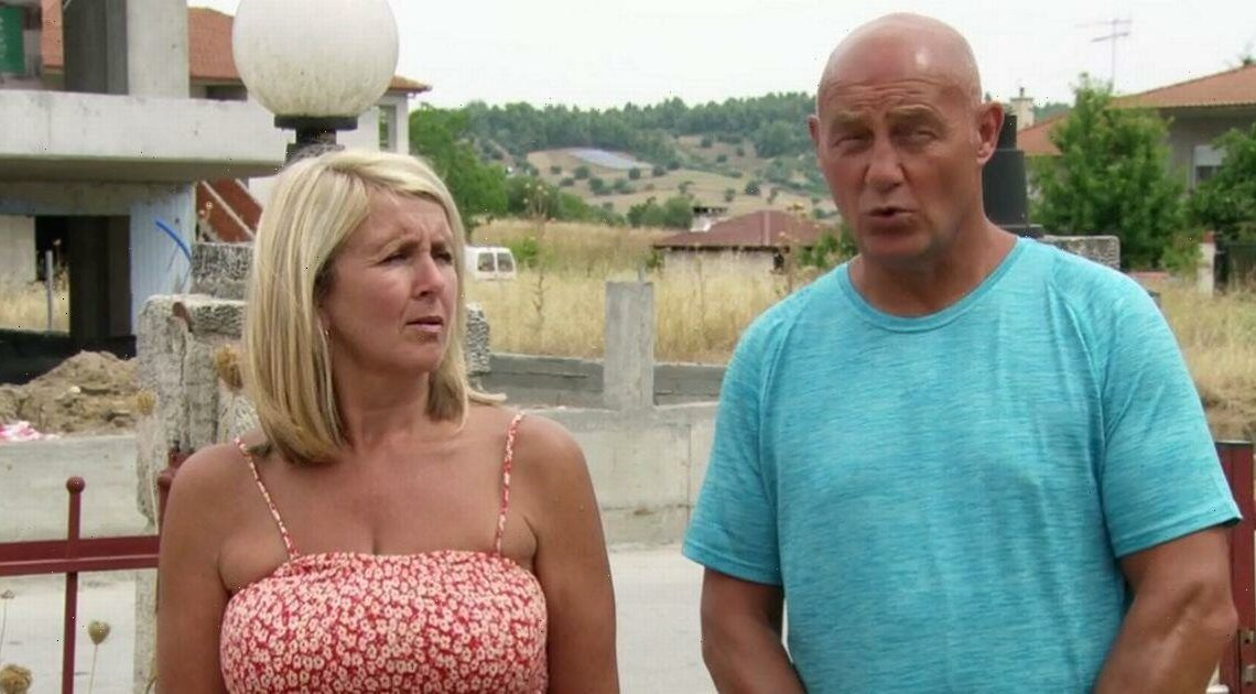 A Place in the Sun couple slam host's 'disappointing' half-finished property