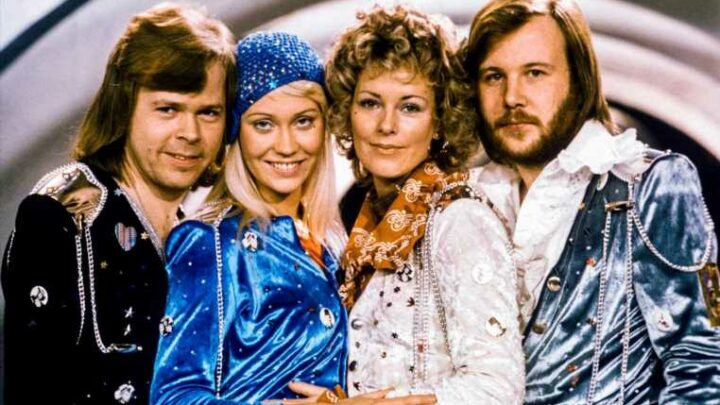 Abba's Waterloo has been voted the best Eurovision song entry of all time